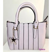 Jolie petit sac à main Lilas bijoux étoile